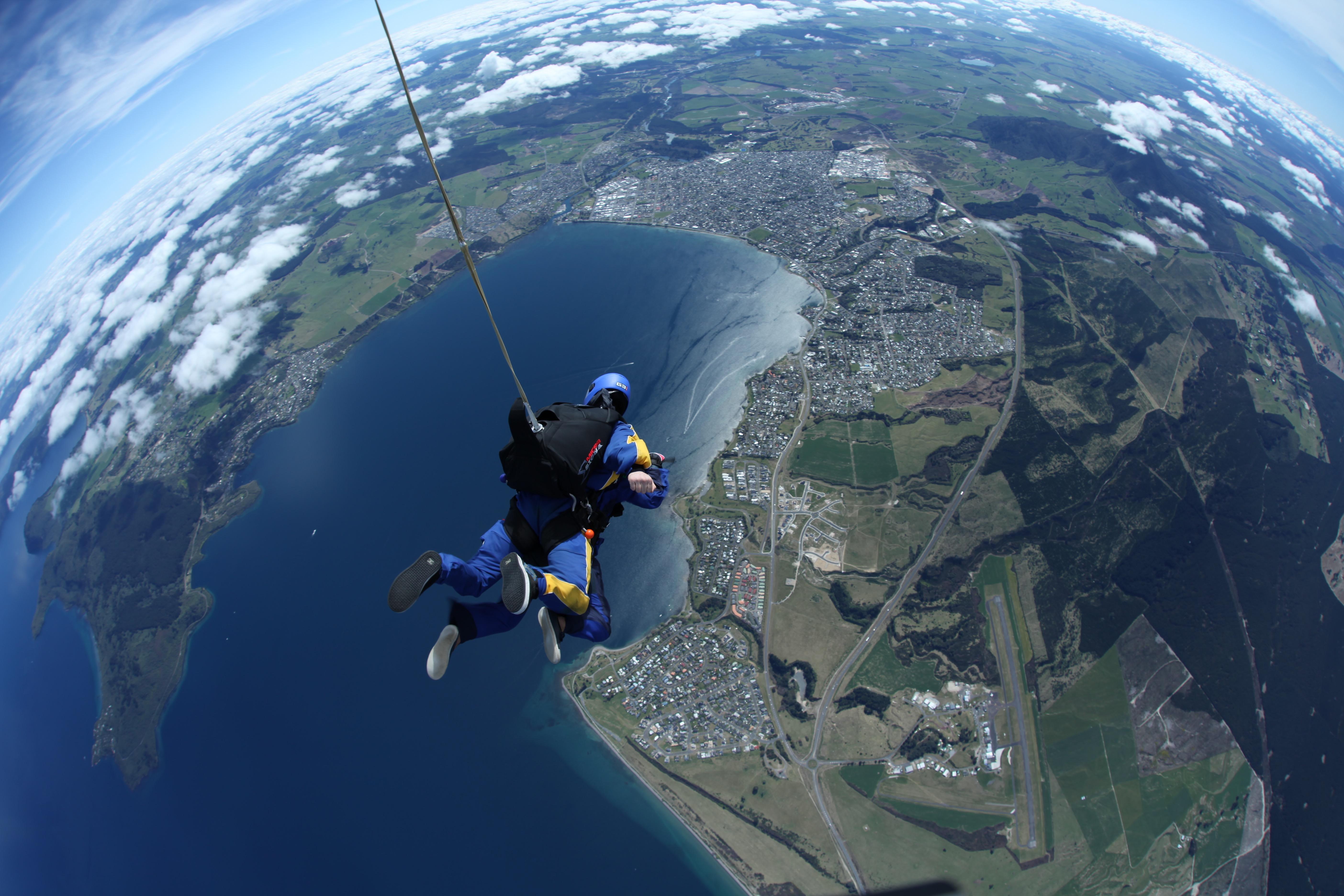 24b7b75f6ae8 Taupo  the best tandem skydive in NZ